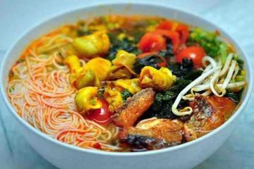 Những món ăn gốc Bắc chính hiệu ở Sài Gòn