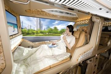 Limousine phòng đôi Sài Gòn Đà Lạt sự lựa chọn hoàn hảo cho các cặp đôi