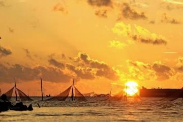 Về biển Khải Long ngắm hoàng hôn say đắm lòng người