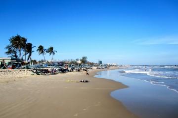 Biển Long Hải - Bãi biển thơ mộng, hoang sơ tại Vũng Tàu