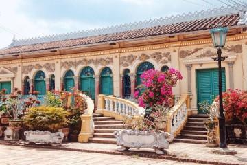 Nhà cổ Bình Thủy - Lưu giữ nét kiến trúc cổ kính, hoài niệm