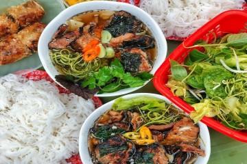 Top 5 món ăn nhất định phải thử khi đến Hà Nội  - Phần 1