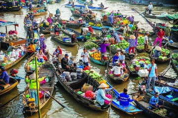 Tổng hợp địa điểm du lịch nổi tiếng Cà Mau