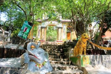 Chùa Cổ Thạch – Đóa sen đá linh thiêng của Bình Thuận