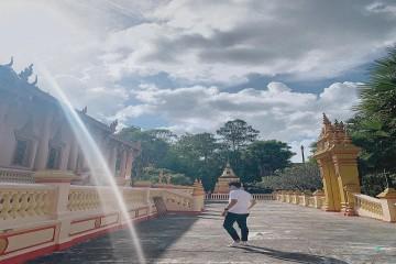 Ghé thăm Chùa Kh'leang - Ngôi chùa Khmer cổ tại Sóc Trăng