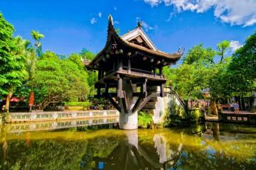 Tổng hợp tất cả các địa điểm du lịch nổi tiếng Hà Nội