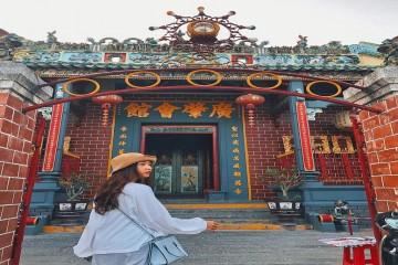 Chùa Ông - Ngôi chùa linh thiêng tiêu biểu của người Hoa ở Cần Thơ
