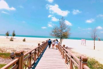 Hồ Tràm - Bãi biển hoang sơ đẹp bậc nhất Vũng Tàu