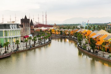 Vinpearl Land Nam Hội An - Khu vui chơi giải trí đặc sắc tại Quảng Nam
