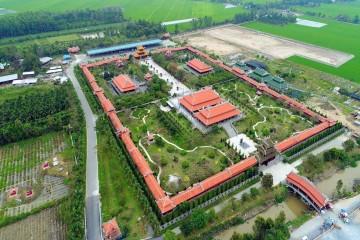 Khu du lịch Phương Nam Đồng Tháp - Điểm đến bình yên của vùng đất phương Nam