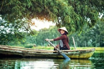 Rừng tràm Trà Sư An - Vẻ đẹp thiên nhiên tĩnh lặng của An Giang