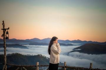 Tour săn mây Đà Lạt – Đón khoảnh khắc trở mình của đất trời
