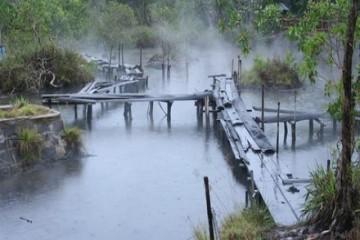 Suối khoáng nóng Hội Vân – điểm đến của thiên nhiên ban tặng