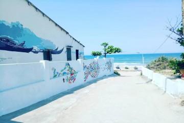 Làng bích họa Tam Thanh - Điểm đến rực rỡ màu sắc khi du lịch Quảng Nam