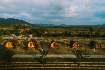 """Khu du lịch Tanyoli - Khám phá """"tiểu Mông Cổ"""" ở Ninh Thuận"""