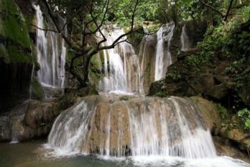 Mục sở thị thác Voi Bình Phước đẹp thơ mộng lay động lòng ngườ