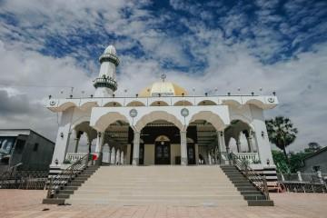 Thánh đường Al-Ehsan  - Điểm đến độc đáo và ấn tượng tại An Giang