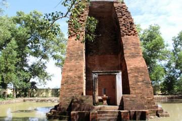 Tháp cổ Vĩnh Hưng Bạc Liêu - Kì bí về tôn giáo, tín ngưỡng