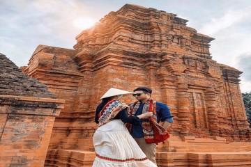 Tháp Poshanư -  Nét đẹp văn hóa trường tồn cùng Bình Thuận