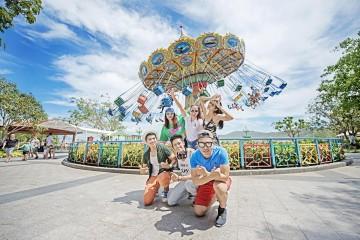 Vinpearl Land Nha Trang - Thiên đường vui chơi, nghỉ dưỡng của phố biển Nha Trang